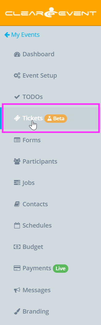 release notes 2018 01 31 clearevent tickets
