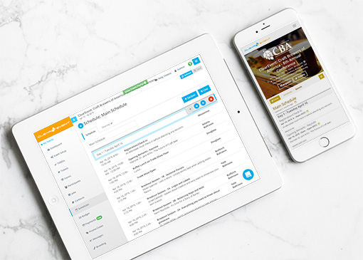 event schedule maker build your event schedule in no time clearevent