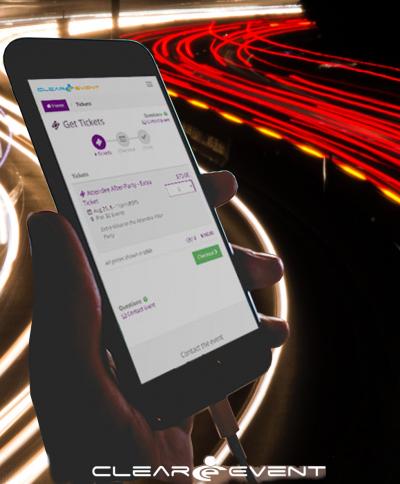 ClearEvent Built-in Web App